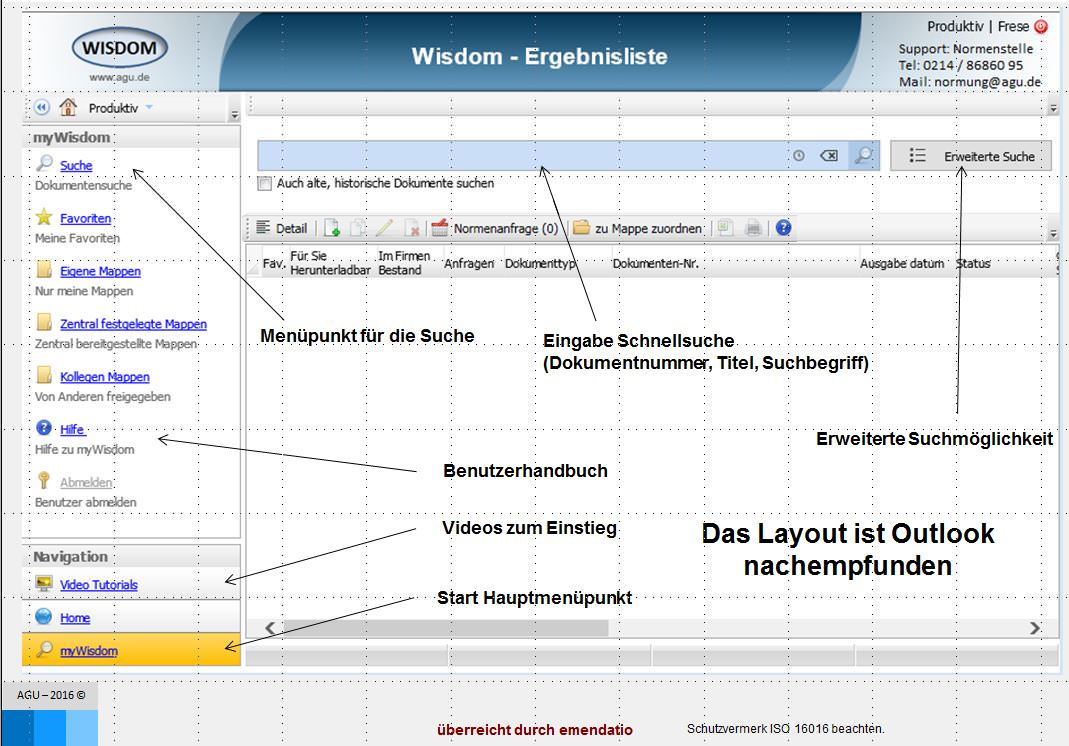 emendatio Software